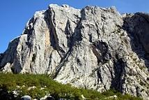 The cliffs of Velika Paklenica
